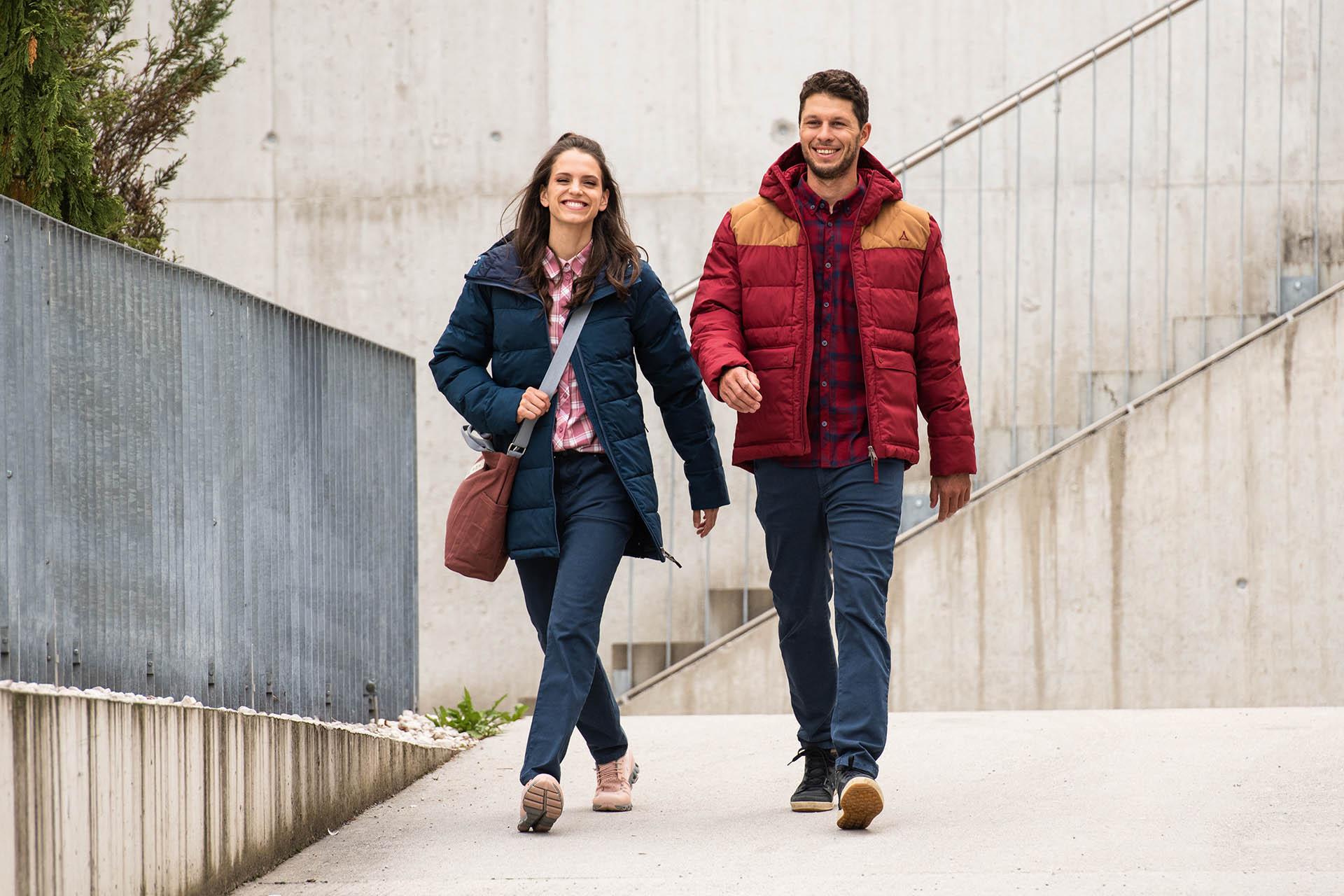 Schöffel Outleisure Kollektion Herbst 2020 World of Outdoor Sonthofen Allgäu Sportbekleidung Outdoor