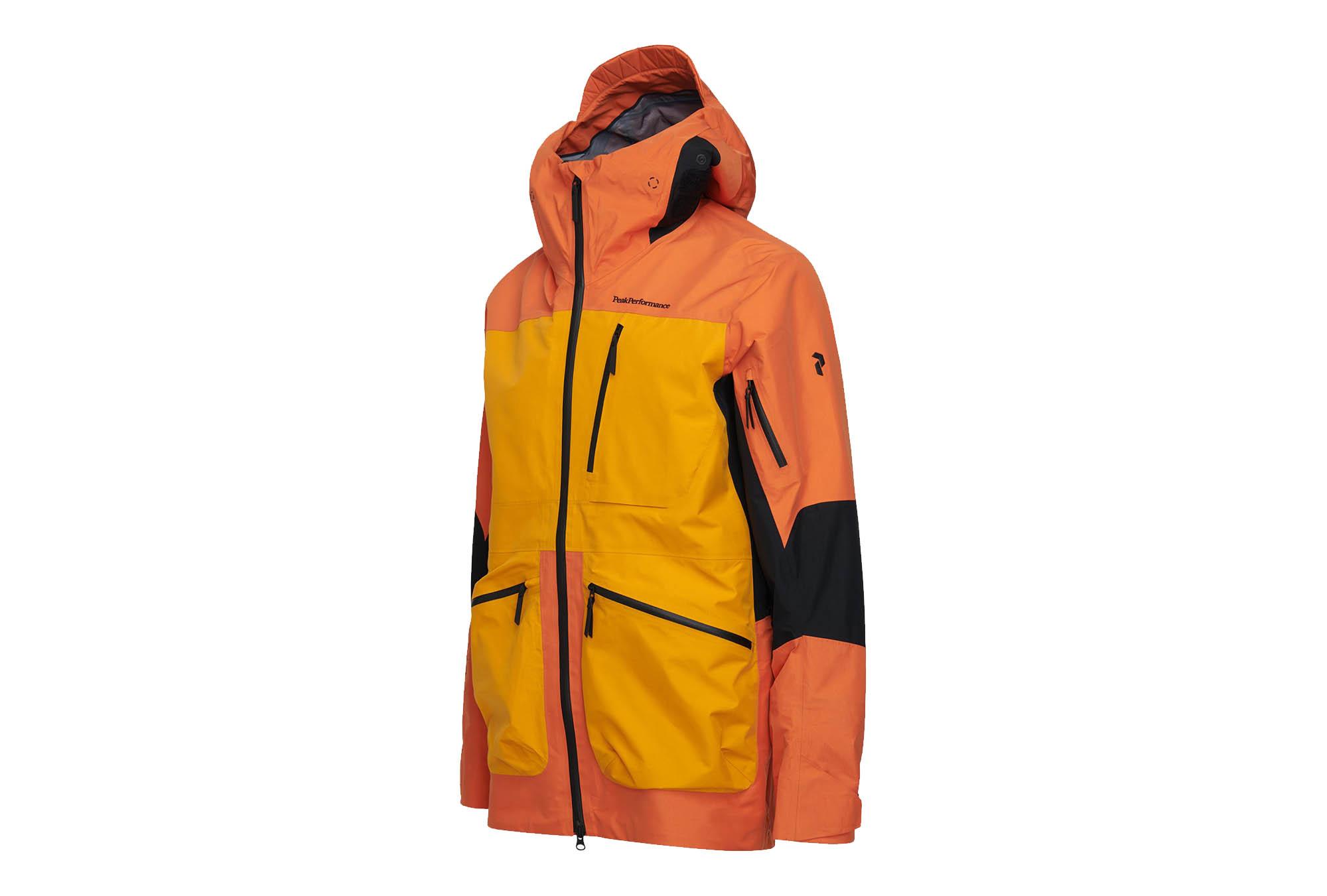 Winter 2020 Peak Performance World of Outdoor Sonthofen Allgäu Sportgeschäft Vertical Pro Jacket n
